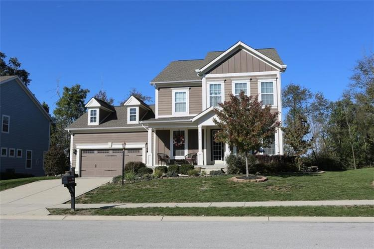 5934  Pine Bluff Drive Avon, IN 46123 | MLS 21603358