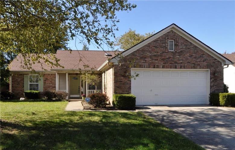6614 Sparrowood Drive Indianapolis IN 46236 | MLS 21603403 | photo 1
