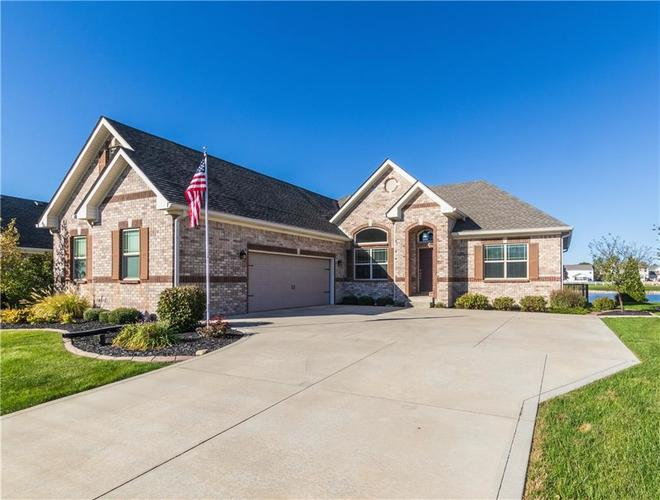 3904  Waterfront Way Plainfield, IN 46168 | MLS 21603455