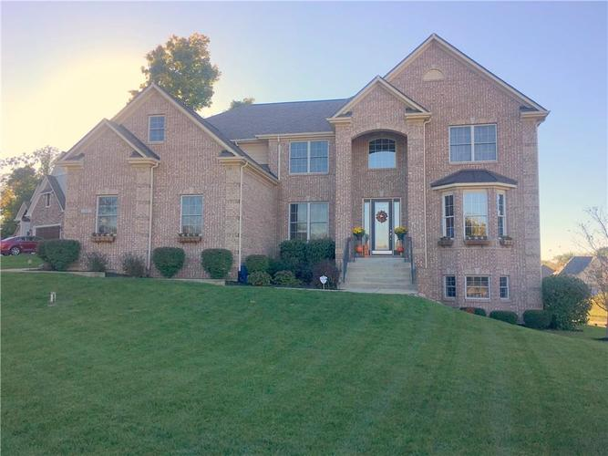 1386 N Lela Lane Greenfield, IN 46140 | MLS 21603459