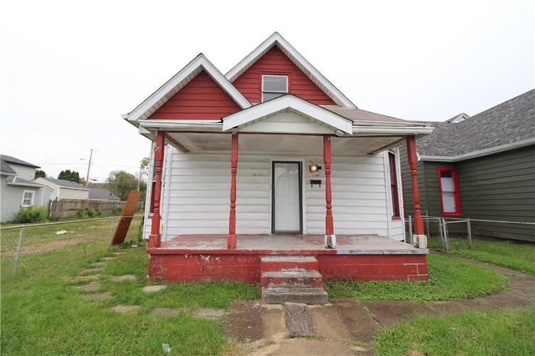 1709  Woodlawn Avenue Indianapolis, IN 46203   MLS 21603498