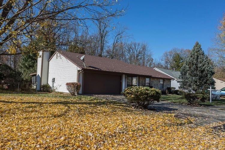 4258  Eagle Bay West Drive Indianapolis, IN 46254 | MLS 21603579