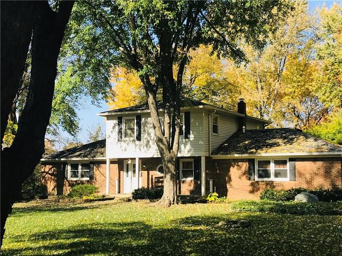 910 W County Line Road Indianapolis, IN 46217 | MLS 21603637