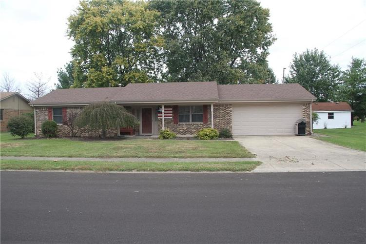 110  Roundelay Drive Franklin, IN 46131 | MLS 21603649