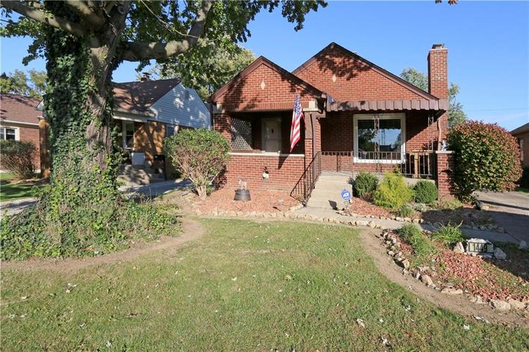 1449 N Emerson Avenue Indianapolis, IN 46219   MLS 21603695