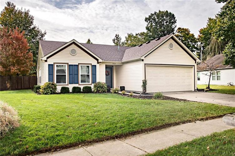 7713  SUNFLOWER Drive Noblesville, IN 46062 | MLS 21603724