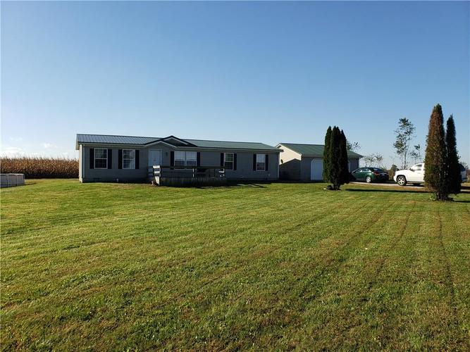 803 W 1100  Knightstown, IN 46148 | MLS 21603823