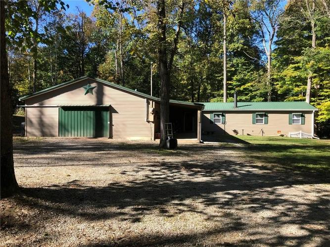 2699  Straight Line Road Freedom, IN 47431 | MLS 21603964