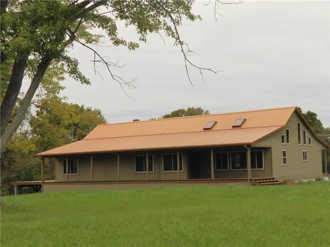 3663 W County Road 950  Reelsville, IN 46171 | MLS 21604182