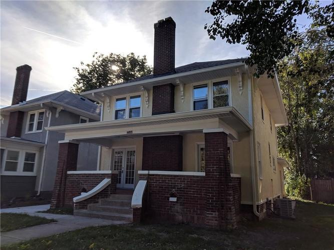3544 N Guilford Avenue Indianapolis, IN 46205 | MLS 21604207