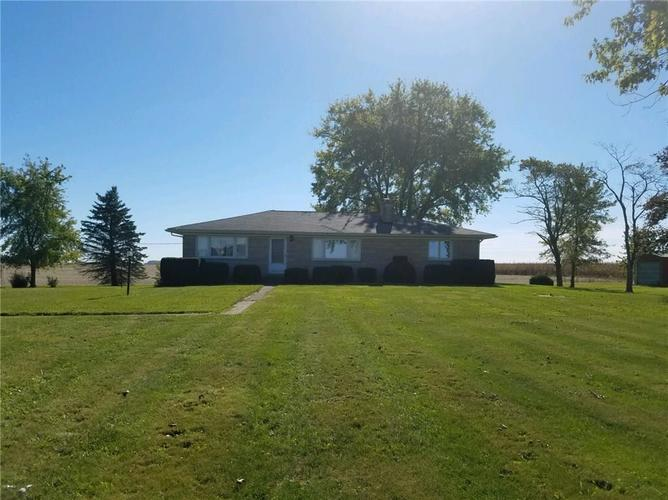 4921 E State Road 244  Rushville, IN 46173 | MLS 21604215