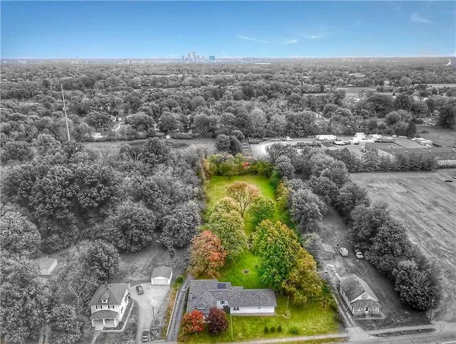 207 N Lynhurst Drive Indianapolis IN 46224   MLS 21604226   photo 1