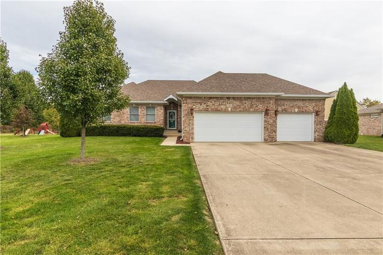 1504 N Manchester Drive Greenfield, IN 46140 | MLS 21604255
