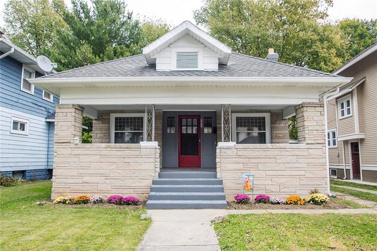 3933 N Capitol Avenue Indianapolis, IN 46208 | MLS 21604375