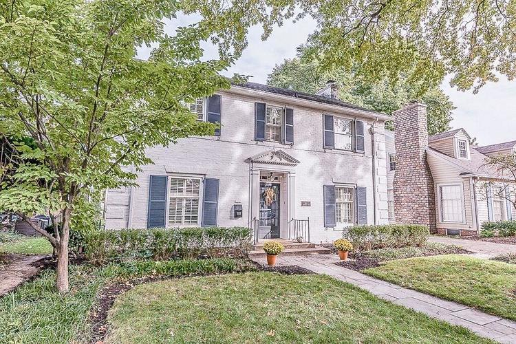 344  Buckingham Drive Indianapolis, IN 46208 | MLS 21604422