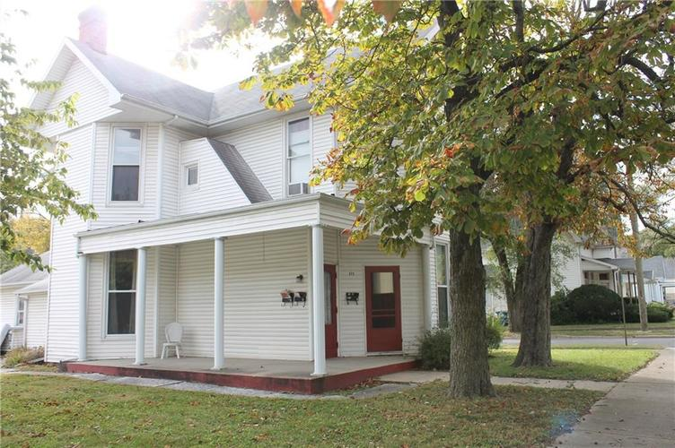 171 W BROADWAY Street Shelbyville, IN 46176 | MLS 21604508