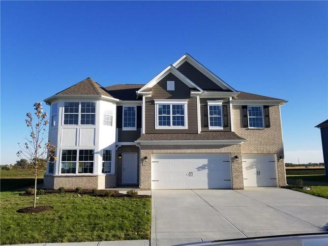 1357  Old Market Square  Greenwood, IN 46143   MLS 21604525