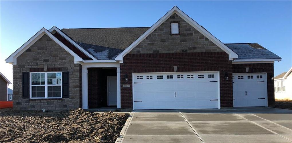 1455  Bontrager Lane Shelbyville, IN 46176 | MLS 21604549