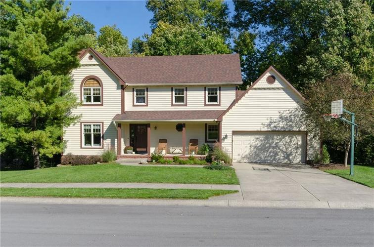 8409  Carefree Circle Indianapolis, IN 46236 | MLS 21604567