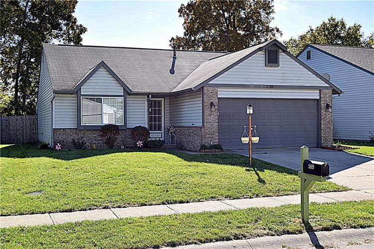 5919 BUCK RILL Drive Indianapolis IN 46237 | MLS 21604637 | photo 1
