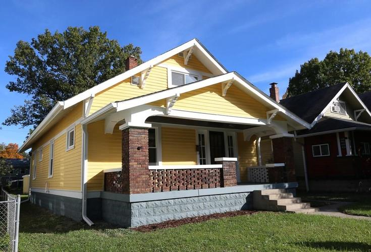 431 N Dequincy Street Indianapolis IN 46201 | MLS 21604679 | photo 1