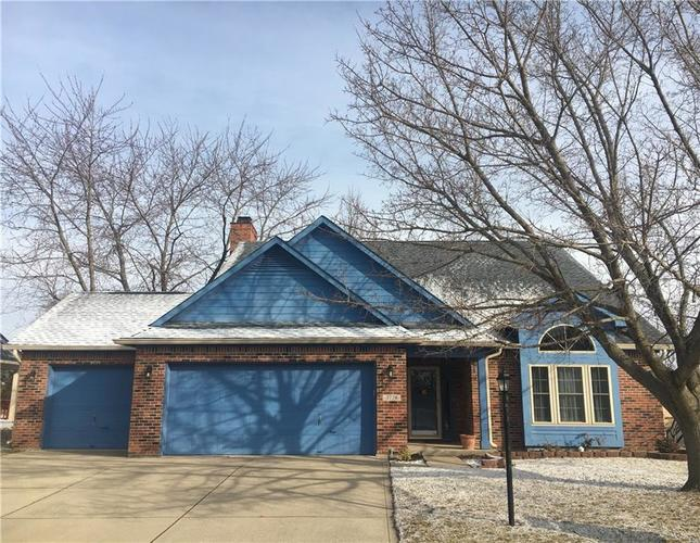 7779  Santolina Drive Indianapolis, IN 46237 | MLS 21604718