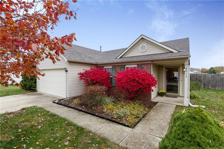 2013  Fullwood Drive Brownsburg, IN 46112 | MLS 21604790