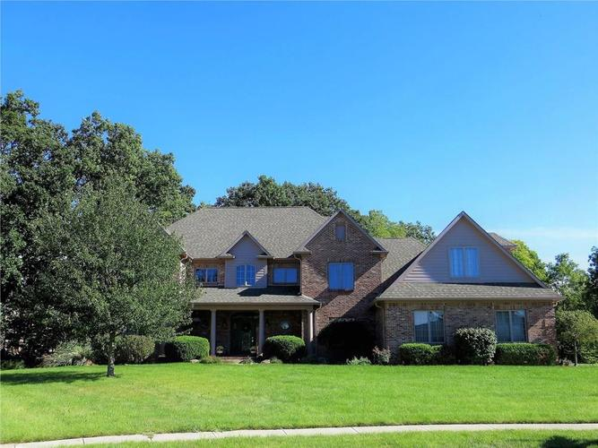 345  Fountain Drive Brownsburg, IN 46112 | MLS 21604870