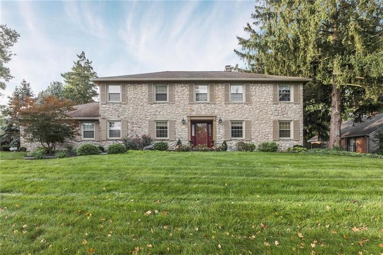 6013  Camelback Court Indianapolis, IN 46250 | MLS 21604880