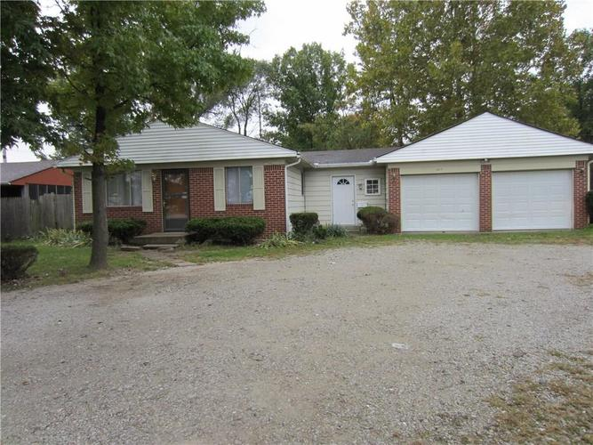 5917 E 46th Street Indianapolis, IN 46226 | MLS 21604897