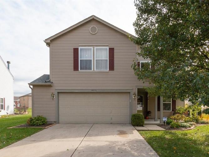 10275  Holly Berry Circle Fishers, IN 46038 | MLS 21604922