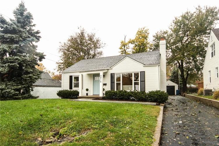 2416  Northview Avenue Indianapolis, IN 46220 | MLS 21605004