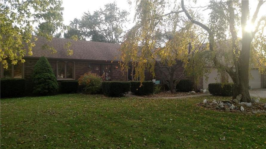 10573 E County Road 100  Indianapolis, IN 46234 | MLS 21605015