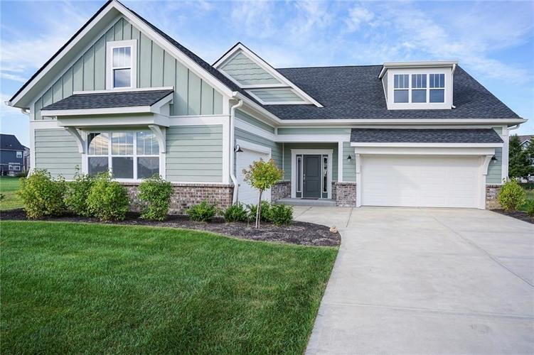 10202 Anees Lane Fishers, IN 46040   MLS 21605071   photo 1