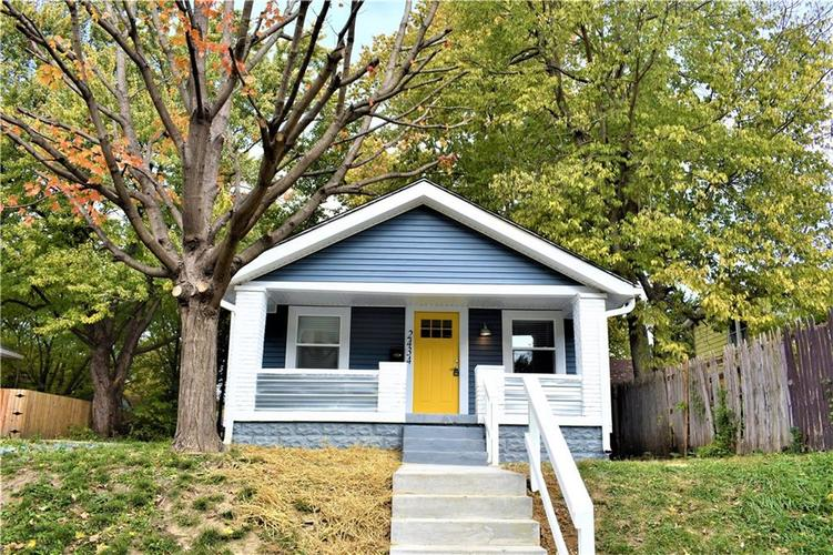 2434 E 13th Street Indianapolis, IN 46201 | MLS 21605103