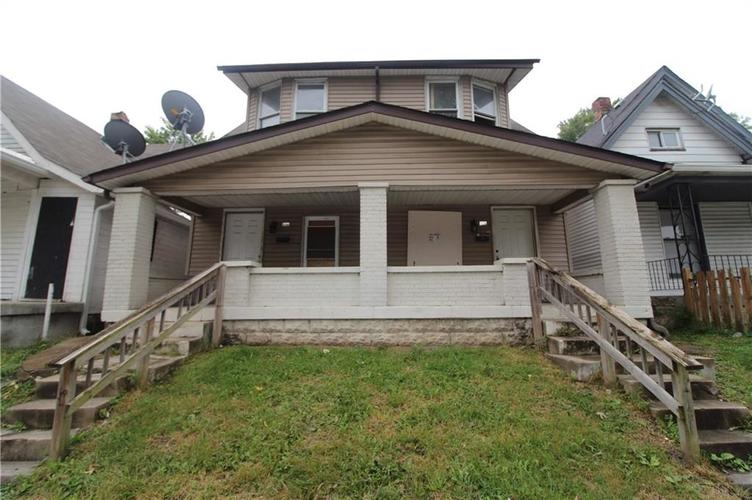 326 N Forest Avenue Indianapolis IN 46201 | MLS 21605107 | photo 1