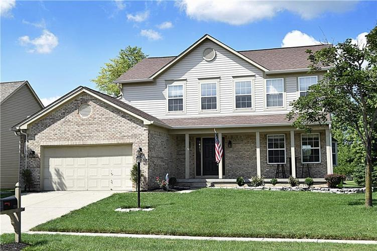 7050  Bel Moore Circle Indianapolis, IN 46259 | MLS 21605122