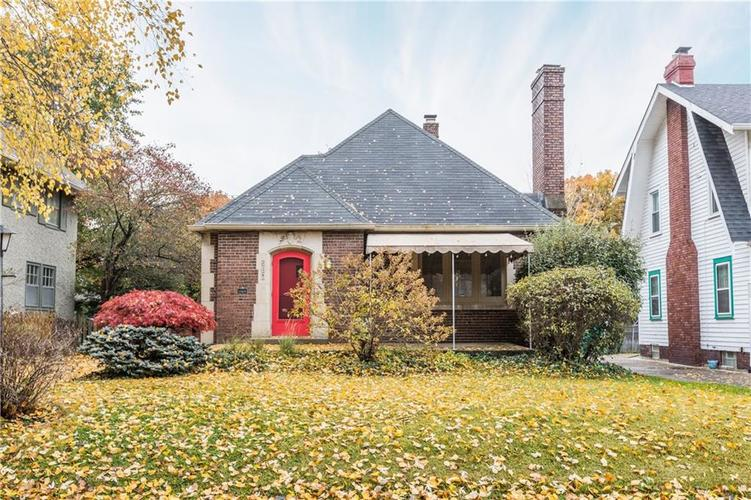219 W Hampton Drive Indianapolis, IN 46208 | MLS 21605132