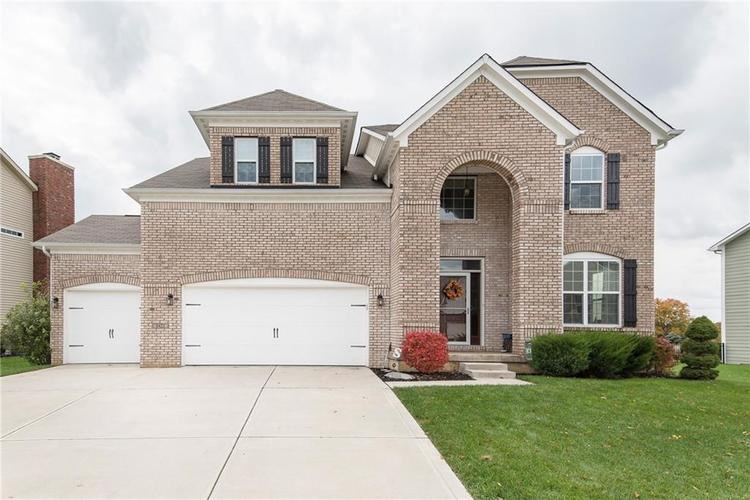 8422  Seafield Drive Brownsburg, IN 46112 | MLS 21605195