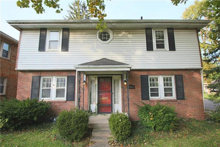 1936  Kessler Boulevard East Drive Indianapolis, IN 46220 | MLS 21605225
