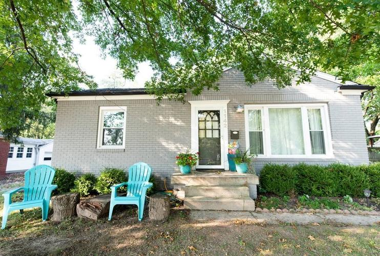 1142 E 54th Street Indianapolis, IN 46220 | MLS 21605258