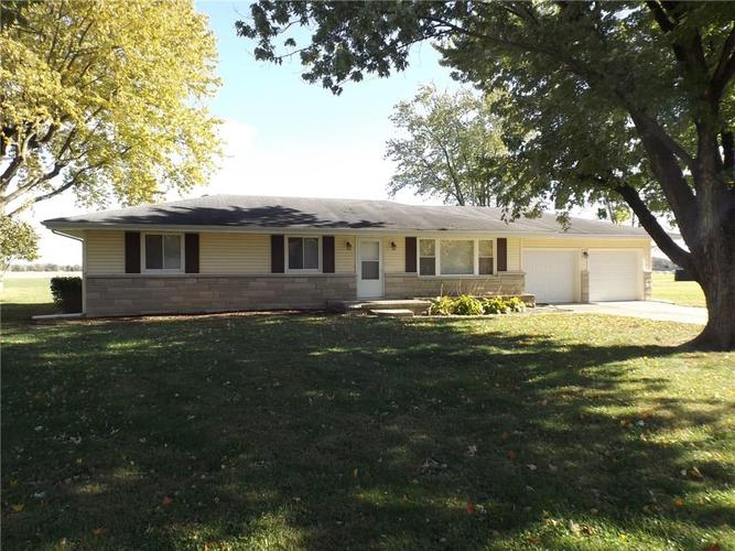 1814 N Knightstown Road Shelbyville, IN 46176 | MLS 21605289