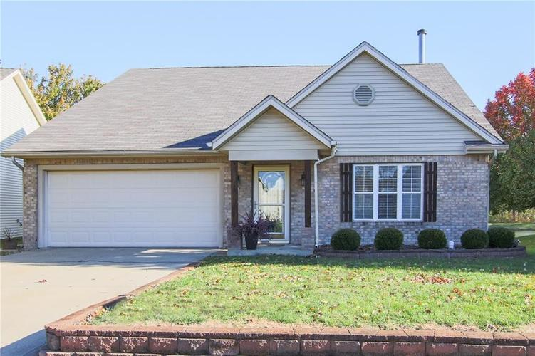 15015  Silver Thorne Way Carmel, IN 46033 | MLS 21605365