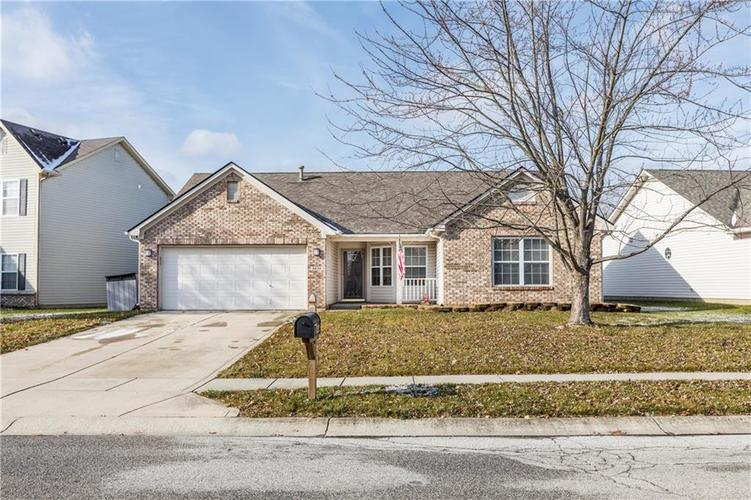 5434 TWIN BRIDGE Boulevard Indianapolis IN 46239 | MLS 21605386 | photo 1