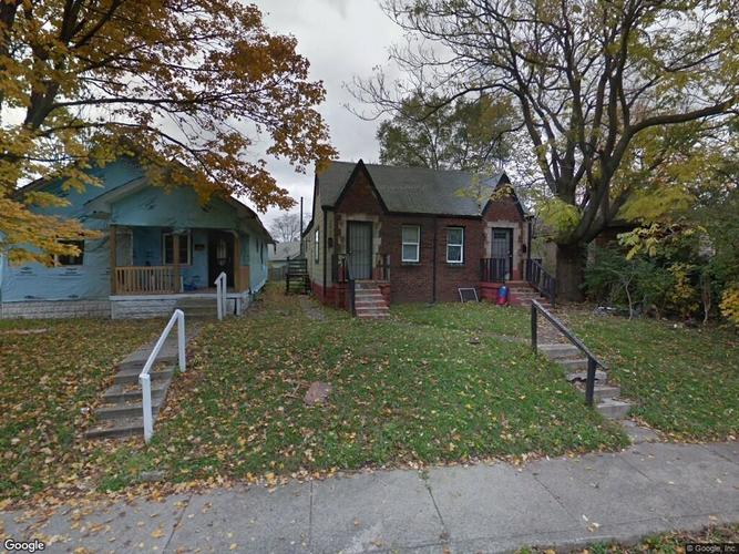 2826 E 19th Street Indianapolis, IN 46218 | MLS 21605391