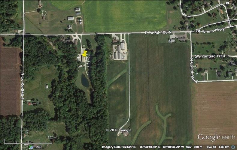 8941 E County Road 400 N Greensburg, IN 47240 | MLS 21605403 | photo 3