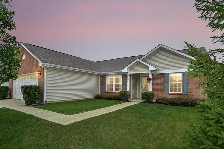 2456 Foxtail Drive Plainfield IN 46168 | MLS 21605431 | photo 1