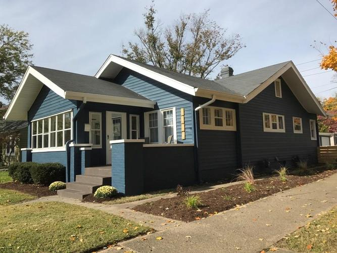 1528  Kessler Boulevard East Drive Indianapolis, IN 46220 | MLS 21605451