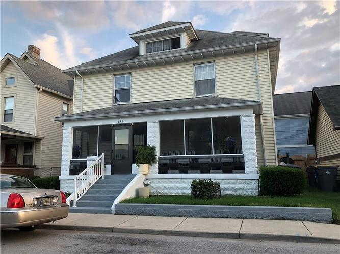 645 E 23rd Street Indianapolis, IN 46205 | MLS 21605522