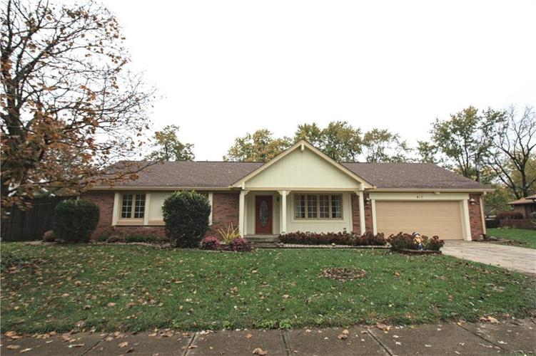 410  Maria Drive Greenwood, IN 46143 | MLS 21605541